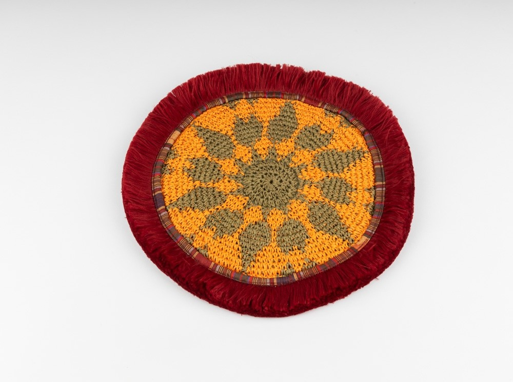 Trivet in Crochet with Sayeh