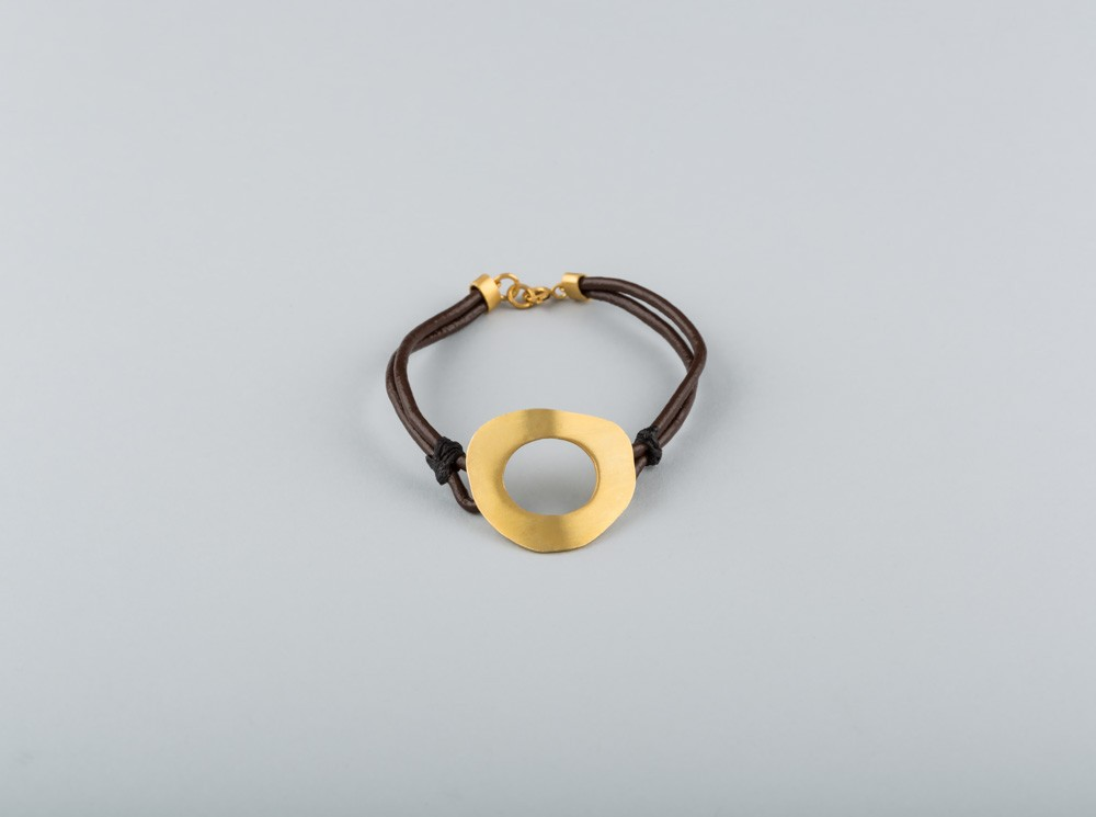 Soha Leather Bracelet