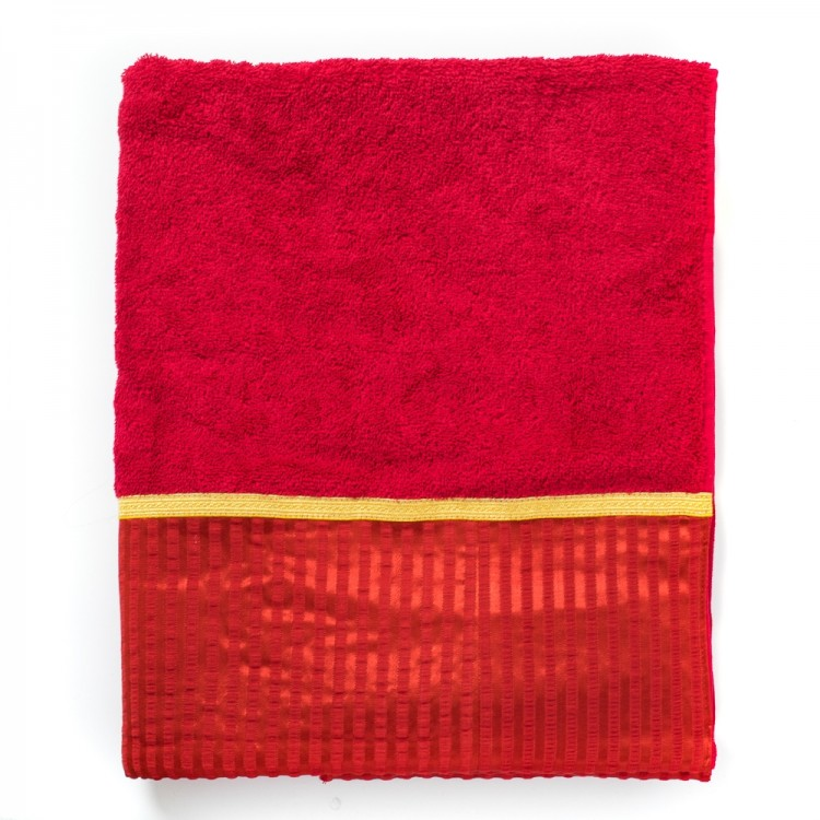 Red Sayeh Towel