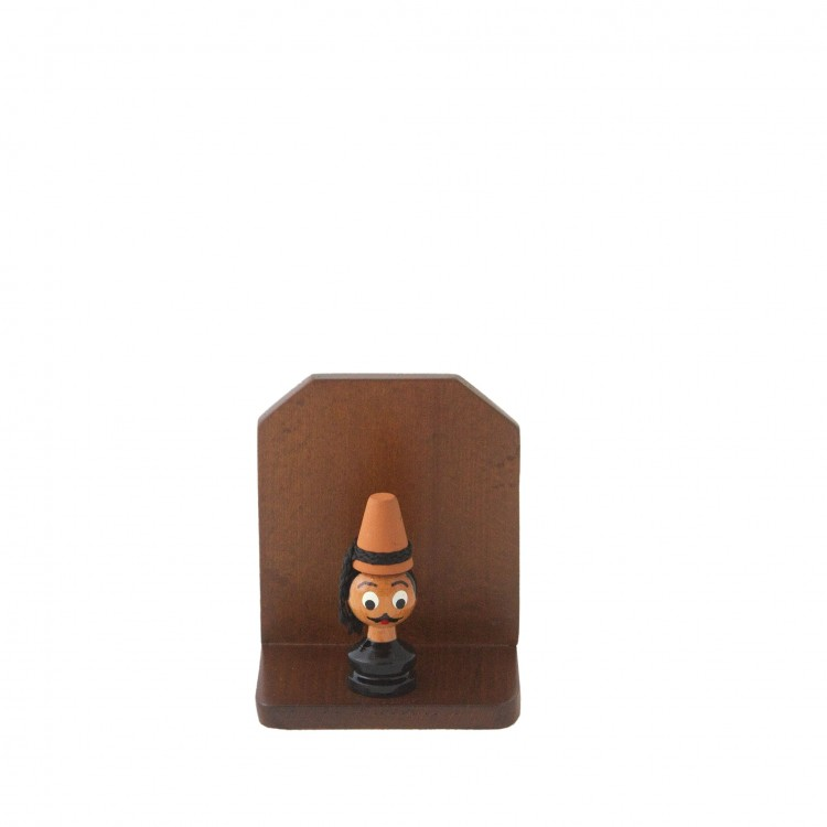 Napkin Holder with Folk Character