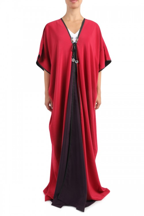 Double Sided Double Layer and Abaya