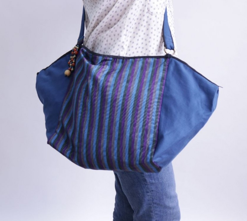 Cotton and Sayeh Bag