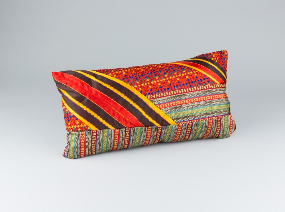 Sayeh Diagonal Striped Cushion