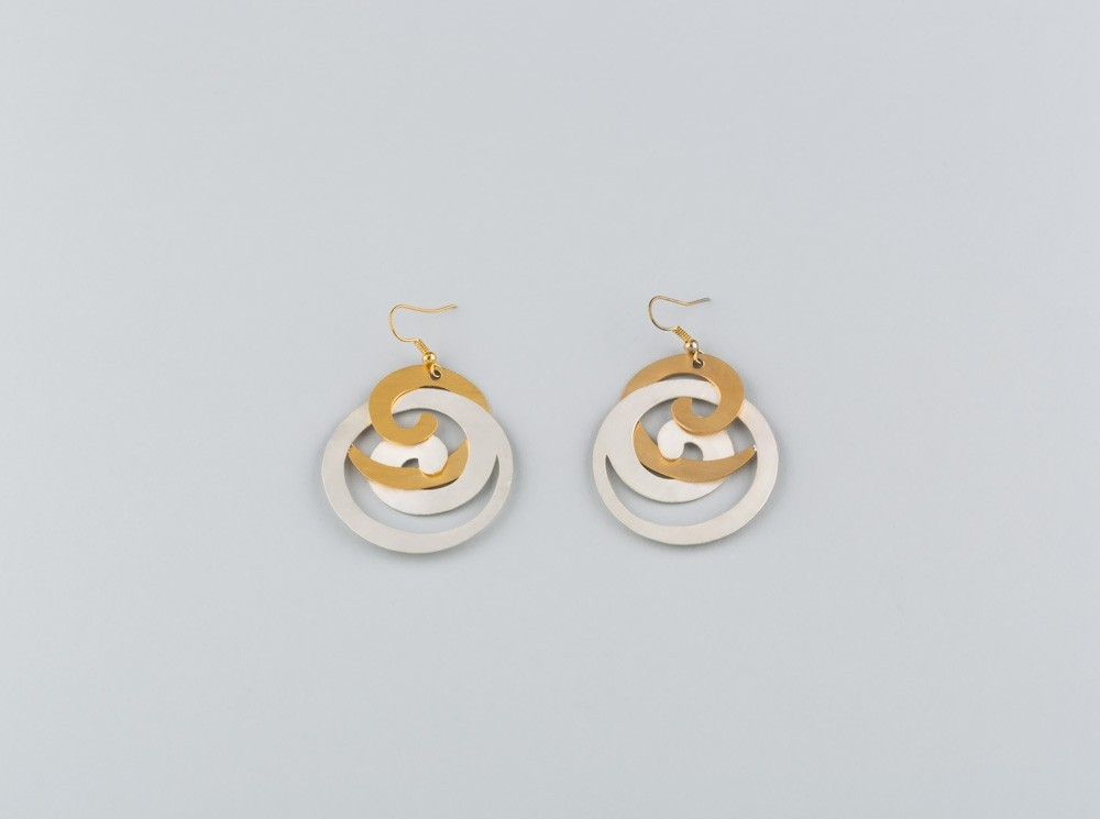 Louma Twirl Earrings