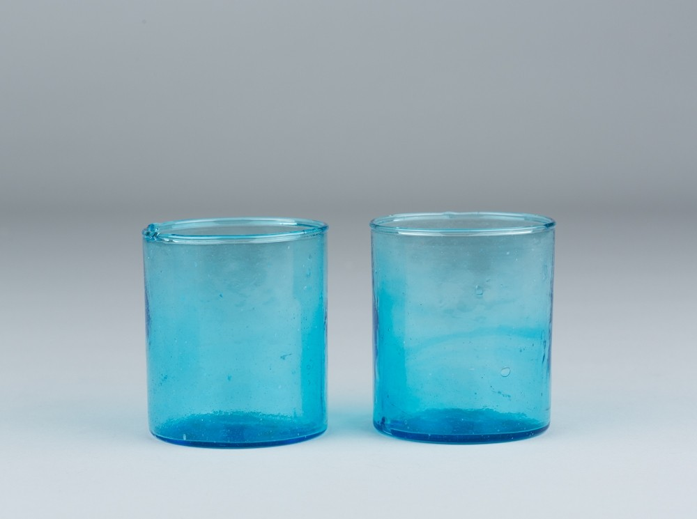 Short Glass Set of Two