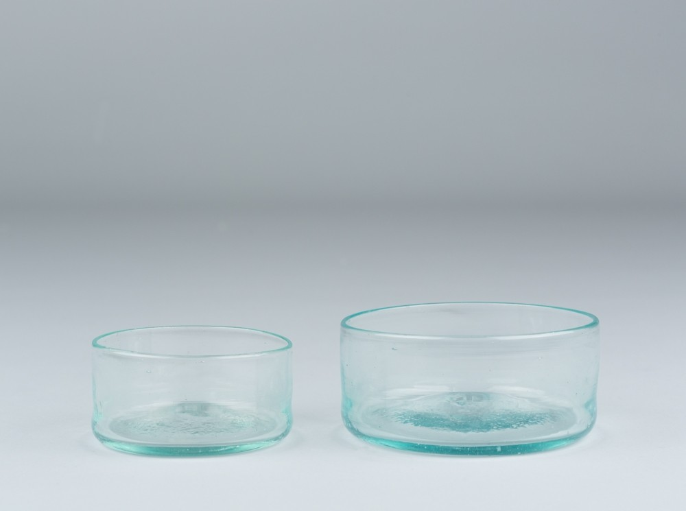 Transparent Glass Bowl