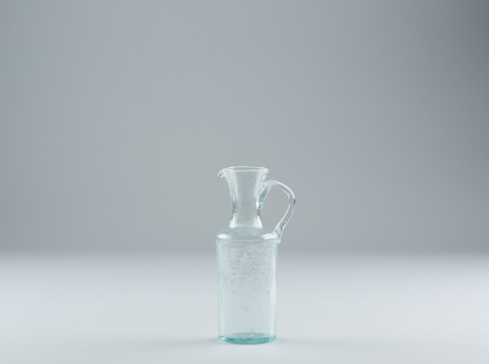 Transparent Glass Oil Pourer