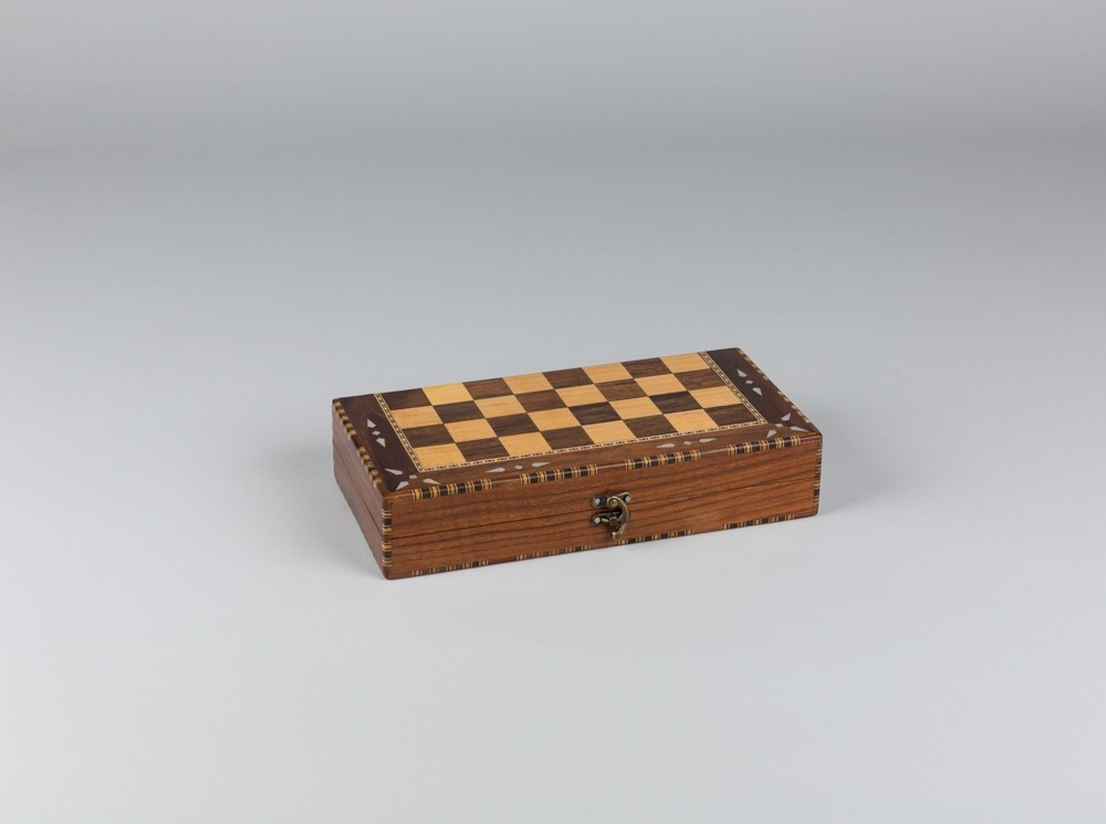 Travel Sized Backgammon Set