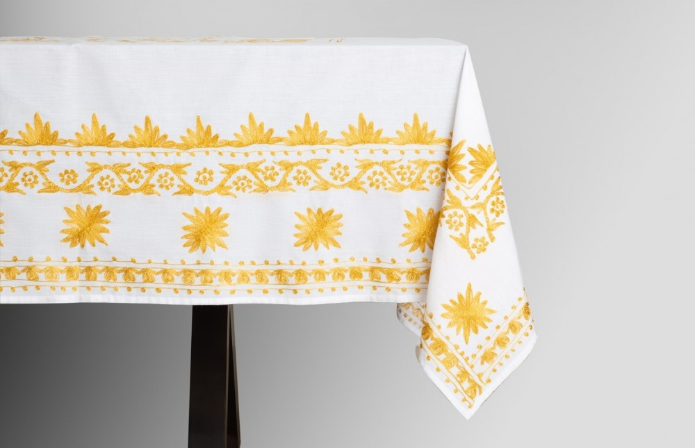 Aghabene Star Tablecloth